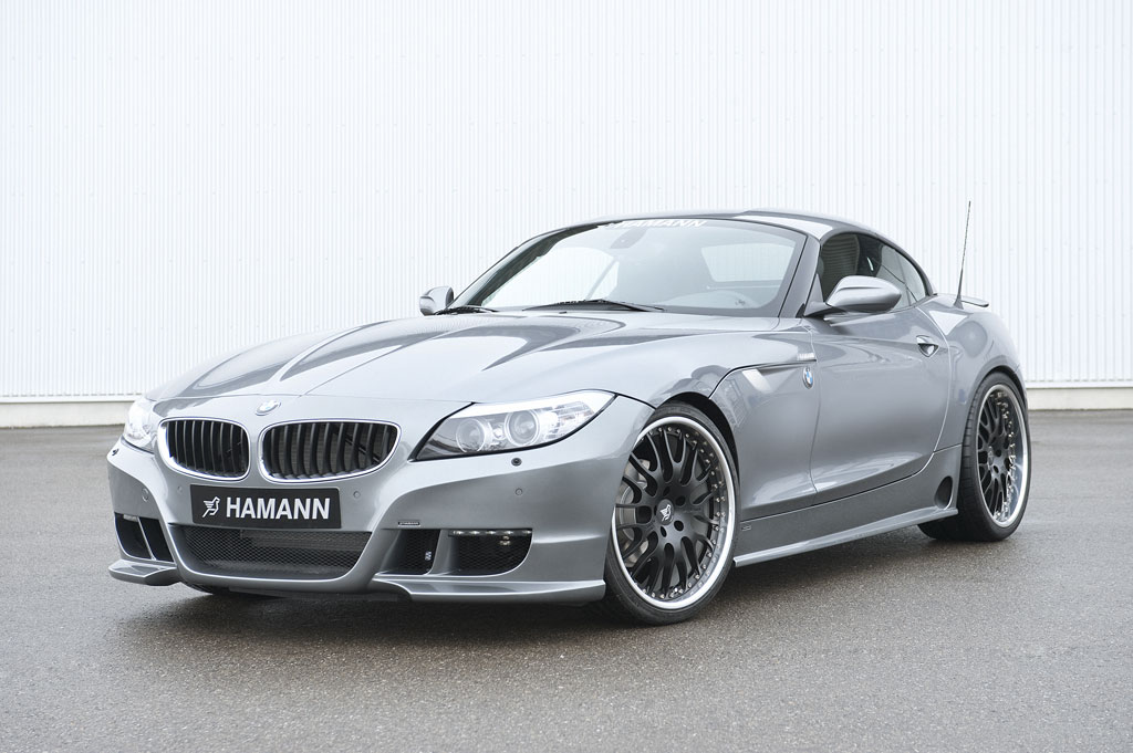 Hamann BMW Z4 sDrive35is Hamann Latest BMW Z4 sDrive35is Tuning