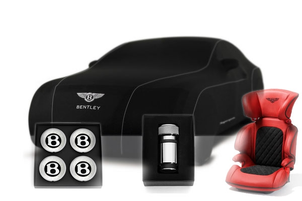 2010 Bentley accessories collection 2010 Bentley Accessories Collection