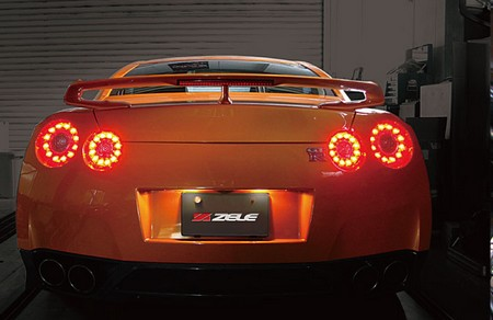 Tail Lights Tail Lights / Third Brake Lights / Cornering Lights