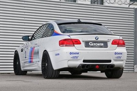 BMW M3 by G Power 5 600 hp BMW M3 by G Power