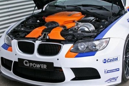 BMW M3 by G Power 6 600 hp BMW M3 by G Power