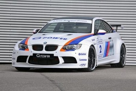 BMW M3 by G Power 600 hp BMW M3 by G Power