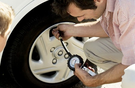 Checking Tire Pressure How to Check Your Cars Tire Pressure?
