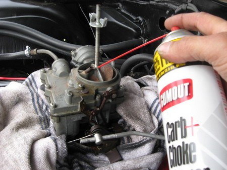 Clean Carburetor How to Clean a Carburetor