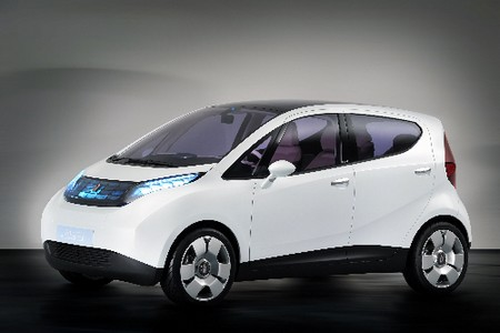 Electric Vehicle 5 Pininfarina Unveils Nido Electric Vehicle