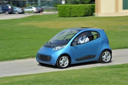 Electric Vehicle 6 Pininfarina Unveils Nido Electric Vehicle