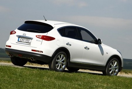 Infiniti Launches 6 Infiniti Launches The Second Diesel Model In Europe – The EX30d