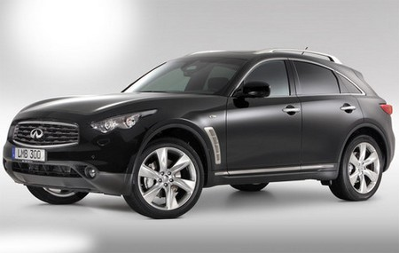 Infiniti Launches Infiniti Launches The Second Diesel Model In Europe – The EX30d