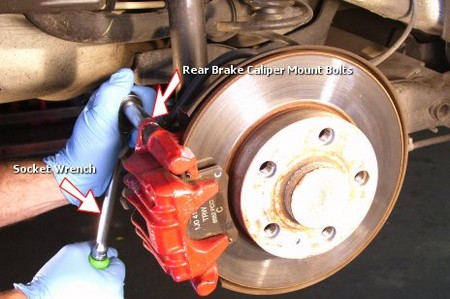 Install Rear Brakes How to Install Rear Brakes on Dodge Truck