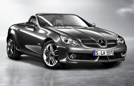Mercedes SL Night Edition 6 Mercedes SL Night Edition Launched In Australia
