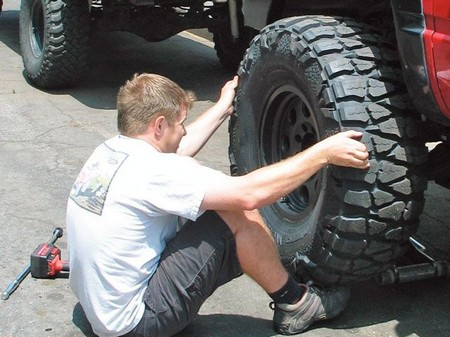 Mount Tires How to Mount Tires