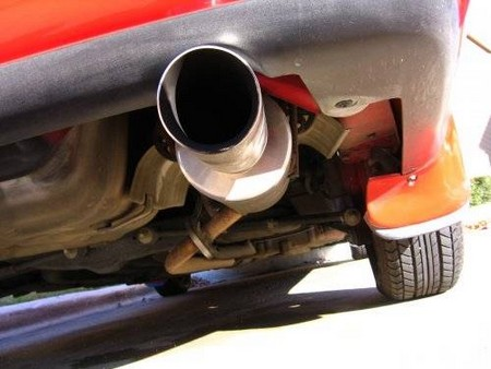 Muffler How to Replace a Muffler