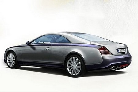 Produce Maybach 5 Xenatec To Produce Maybach Coupe