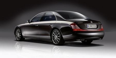 Produce Maybach 6 Xenatec To Produce Maybach Coupe