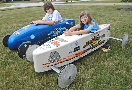 How to Build a Soapbox Derby Car | Hacked By ReFLeX