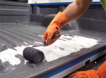 Fixing Dent Truck Bed How to Fix a Dent on Your Truck Bed