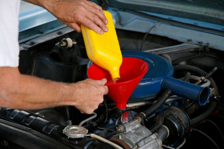 Oil Filter How to Replace an Oil Filter