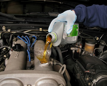 Diesel Oil Change Why It is Necessary to Change Diesel Oil