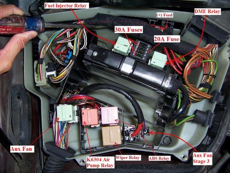 Fuel Pump Relay How to Troubleshoot a Fuel Pump Relay