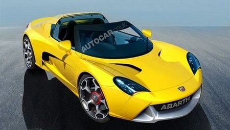 2012 Abarth 2012 Abarth Roadster