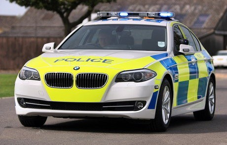 BMW Police Cars BMW Providing UK Police Forces New Cars