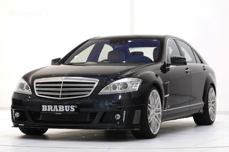 Brabus SV12 R Biturbo 800 Brabus SV12 R Biturbo 800 Based on Mercedes S600