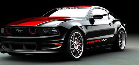 Ford Mustangs Nine Customized Ford Mustangs to be Displayed at SEMA