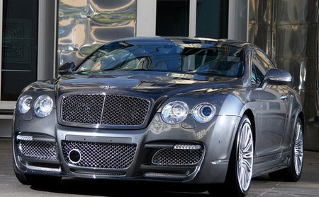 2010 Bentley 2010 Bentley GT Speed by Anderson Germany