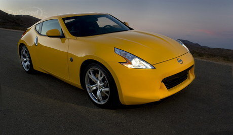 2011 Nissan 2011 Nissan 370Z Coupe