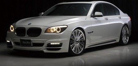 BMW 7 Series BMW 7 Series by WALD International