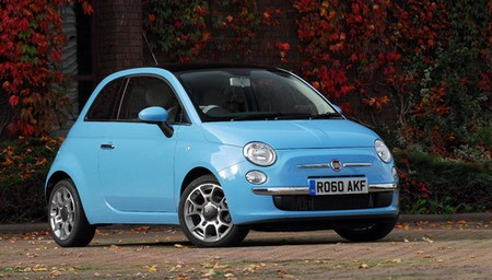 Fiat 500 TwinAir Two Cylinder Fiat 500 TwinAir in Details