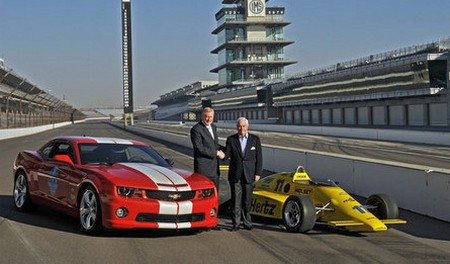 Indy In 2012 Chevrolet to Supply Engines for Indy In 2012