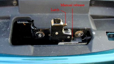 Hood Latch How to Adjust a Hood Release Latch