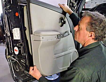 Replace Door Shell How to Replace a Door Shell