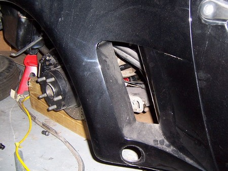 Replace Fender How to Replace a Fender