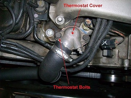 Replace a Car's Thermostat How to Replace a Car's Thermostat