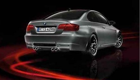 2011 BMW M3 2011 BMW M3 Frozen Gray Track Edition