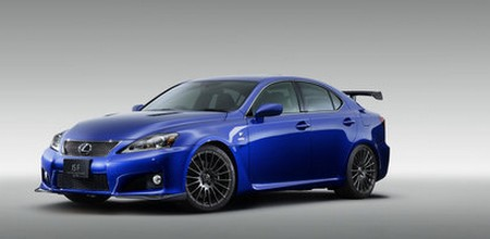 2011 Lexus IS F 2011 Lexus IS F Club Performance Accessory