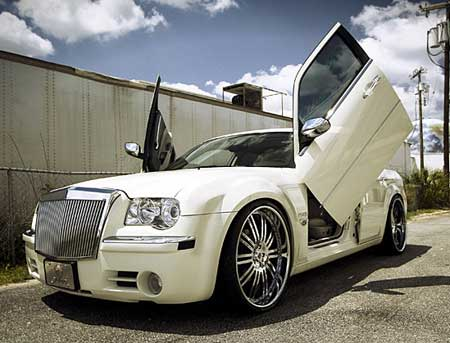 white 2011 chrysler 300 2011 Chrysler 300
